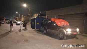 Comerciante fue asaltado y asesinado en Arica: Le robaron el celular - Cooperativa.cl