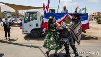 Municipalidad de Arica celebra Fiestas Patrias con fonda móvil en los barrios - Cooperativa.cl