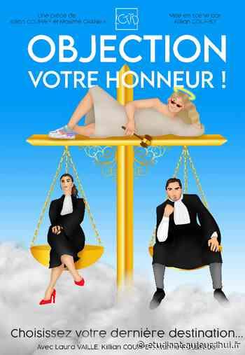 Objection Votre Honneur ! - L'ODEON, Perols, 34470 - Sortir à France - Le Parisien Etudiant