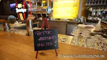 Auch im Juli herbe Einbußen für das hessische Gastgewerbe - Süddeutsche Zeitung