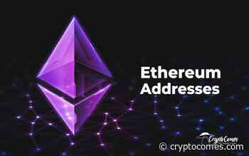 Ethereum (ETH) Addresses Number Adds 12,000,000 in 2020. DeFi Effect? - CryptoComes