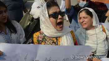 Pakistan outcry over police victim-blaming of gang-raped mother