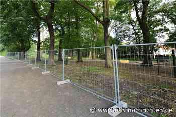 Sanierung des Spielplatzes am Alten Postweg in Horstmar dauert bis 2021 - Ruhr Nachrichten