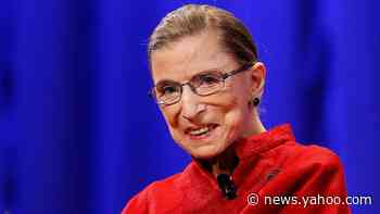 PHOTOS: Justice Ruth Bader Ginsburg — A look back