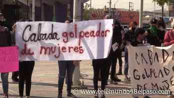 """""""La chota no me cuida, me cuidan mis amigas""""; exigen justicia por mujeres asesinadas en Ciudad Juárez - Telemundo 48 El Paso"""