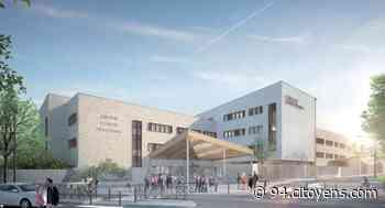 Villeneuve-le-Roi: le futur collège Brassens en images - 94 Citoyens