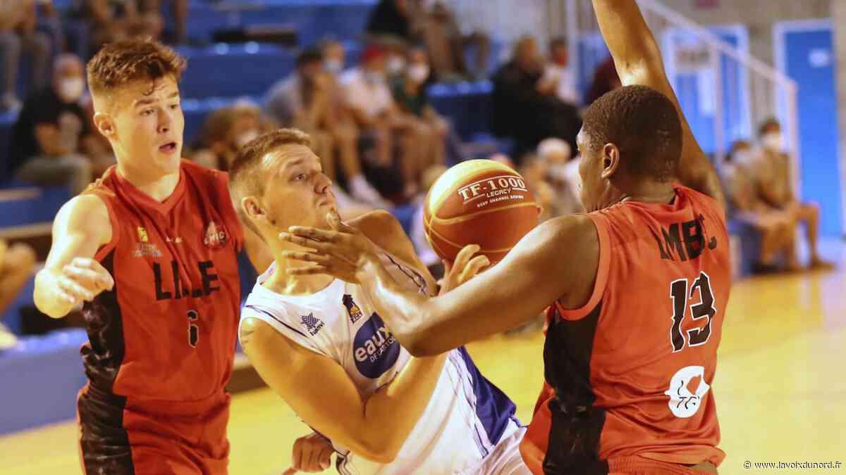 Basket (N2): Liévin se déplace à Poissy - La Voix du Nord