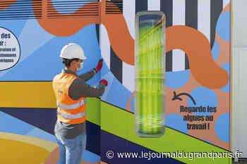 Suez crée une bulle d'air pur dans une école de Poissy - Le Journal du Grand Paris