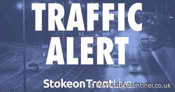 Recap: A50 partially blocked following accident in Stoke-on-Trent - Stoke-on-Trent Live
