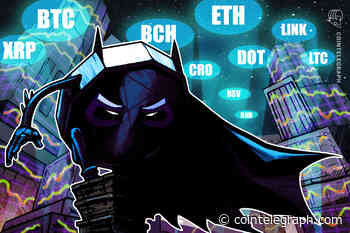 Price analysis 9/18: BTC, ETH, XRP, DOT, BCH, BNB, LINK, CRO, LTC, BSV - Cointelegraph