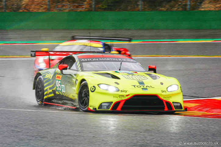 Vantage point: the Danish duo helping Aston Martin win at Le Mans