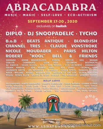 Abracadabra Virtual Festival lineup features Diplo, DJ Snoopadelic, Claude VonStroke, and more - Dancing Astronaut
