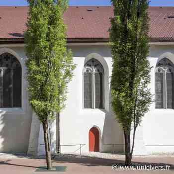 Visite guidée – Eglise Saint-Maurice Annecy vendredi 18 septembre 2020 - Unidivers