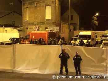 Amiens: une reconstitution après la rixe mortelle quartier Saint-Maurice - Courrier picard