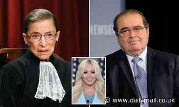 Tiffany Trump calls Ruth Bader Ginsburg a 'trailblazer for women in the legal field'