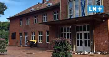 Bad Schwartau: Sanierte Bahnhofshalle wird im Oktober eröffnet - Lübecker Nachrichten