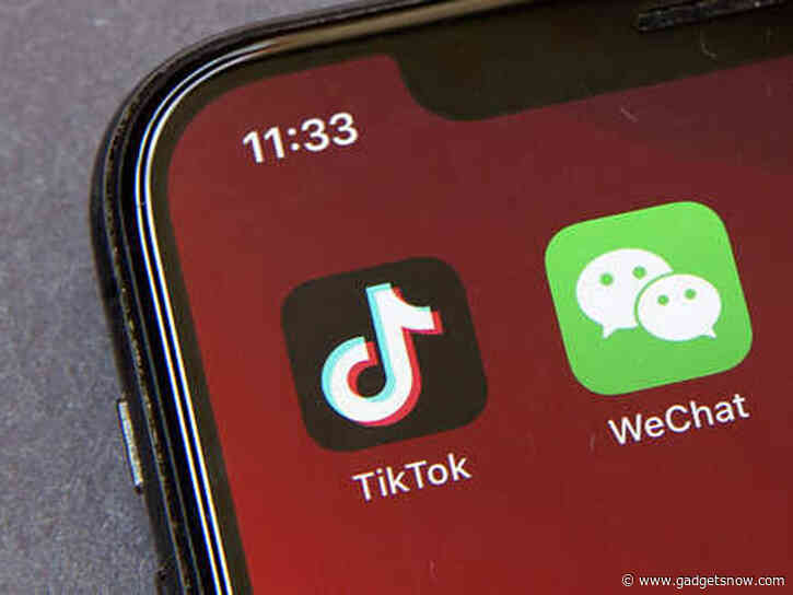 China's Tencent rebrands WeChat work app ahead of Trump ban