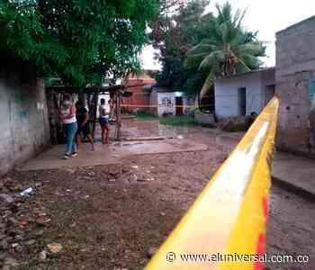 Amigo mata de un balazo en la cabeza a mujer en Olaya Herrera - El Universal - Colombia