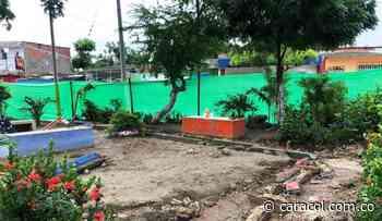 Distrito inició adecuación de parque en Olaya Herrera - Caracol Radio