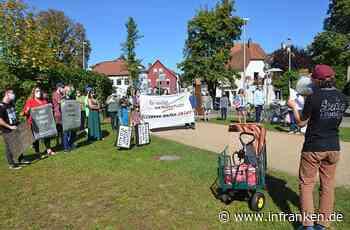 """Kundgebung: """"Herzogenaurach hat Platz"""""""