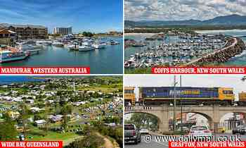 Australia's JobSeeker towns where households have been worst hit the pandemic