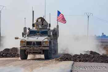 Bradley Fighting Vehicles Sent to Protect US Troops in Syria