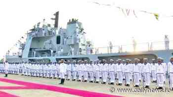 Cruising on the waves of victory - Ceylon Daily News