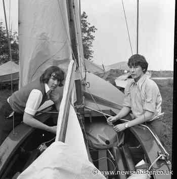 Memories: School groups making waves on Ullswater in 1972 - News & Star