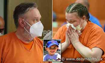 Dad of A.J. Freund is sentenced to 30 years in prison for the five-year-old's horrific killing