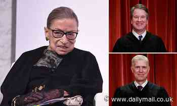 How Ruth Bader Ginsburg's death could effect future the make-up of the Supreme Court