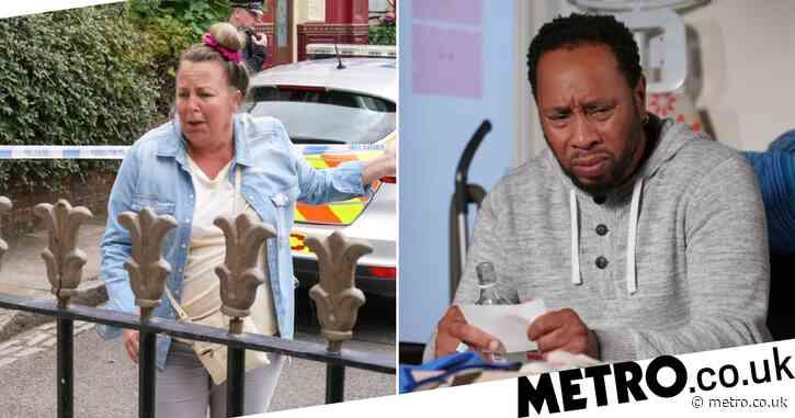 EastEnders spoilers: Mitch tells Karen – 'Gray killed Chantelle!'