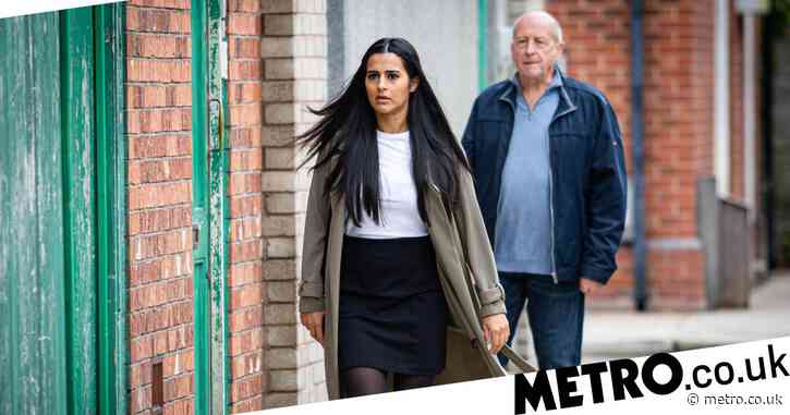 Coronation Street spoilers: Geoff brutally attacks Alya after sudden crime