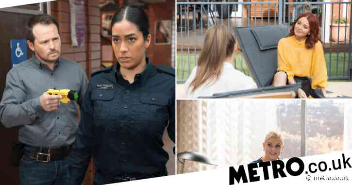 School hostage situation, stalker danger, a love confession: 6 huge Neighbours spoilers
