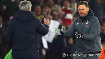 Ralph Hasenhuttl can see Jose Mourinho's point regarding busy fixture schedule
