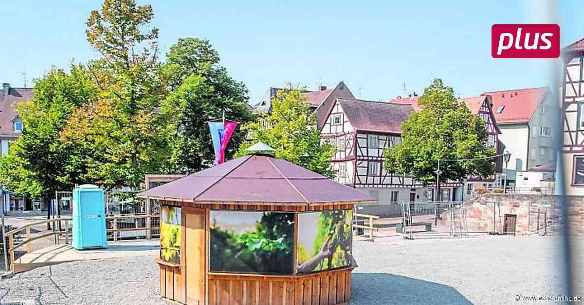 Denkmalschutz bevorzugt Flachbau mitten in Bensheim - Echo-online