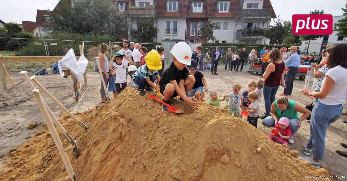 Platz für 136 Kita-Kinder am Berliner Ring in Bensheim - Echo Online