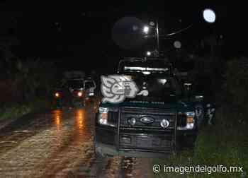 Tras operativo en Sayula, aseguran dos camionetes y detienen a dos - Imagen del Golfo