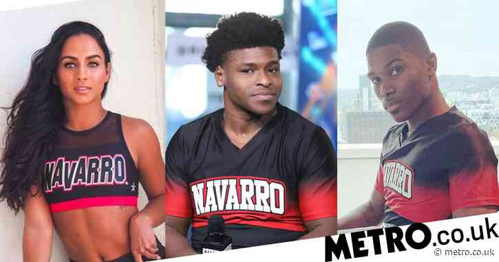 What the Cheer cast have said after Jerry Harris was arrested as Gabi Butler and La'Darius Marshall break silence