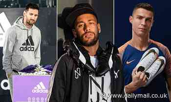 Neymar's Puma deal 'the most expensive individual sponsorship contract in sport' after quitting Nike