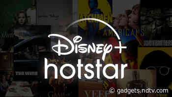 Disney+ Hotstar Offers Additional 30 Days With New Annual VIP Subscription During IPL 2020 Opening Weekend
