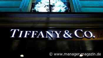 LVMH bittet Europäische Union um Erlaubnis für Tiffany-Übernahme