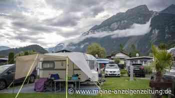 Camping: In eine dieser Fallen tappt (fast) jeder Anfänger