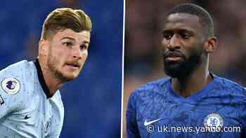 Werner admits Rudiger played 'very important' role in his transfer to Chelsea