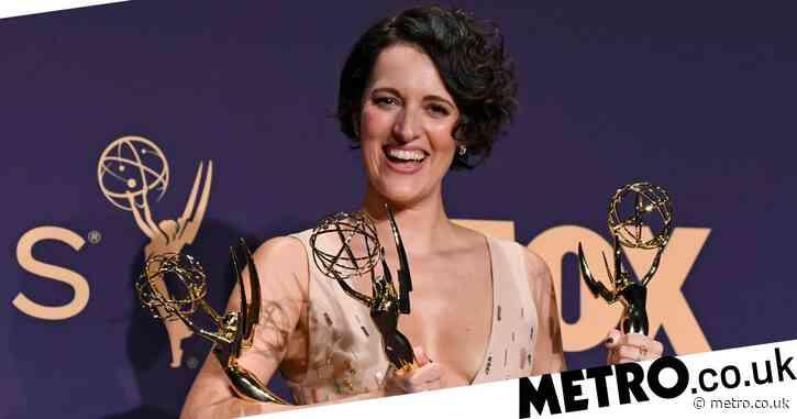 Emmy Awards presenters will wear full hazmat suits because 2020 isn't weird enough already