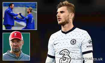 Timo Werner reveals the role played by Frank Lampard in persuading him into joining Chelsea