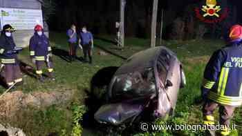 Incidente a Molinella: auto esce di strada, conducente ferito - BolognaToday