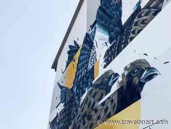 Street art Molinella: guida ai muri del Festival ArtU - Travel On Art