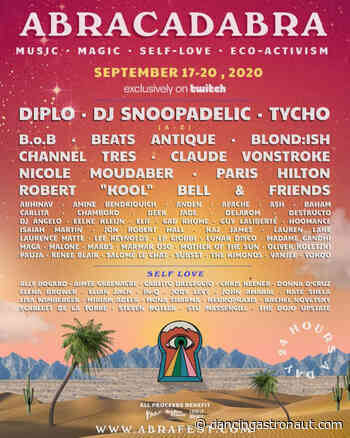 Abracadabra Virtual Festival lineup features Diplo, DJ Snoopadelic, Claude VonStroke, and more - Dancing Astronaut