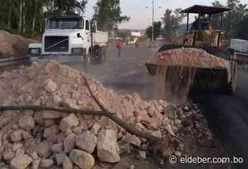 La ruta a Camiri está expedita | EL DEBER - EL DEBER