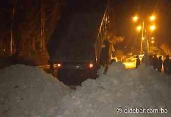 Crisis en Camiri: sectores bloquean la carretera a Yacuiba y líder cívico renuncia al cargo - EL DEBER